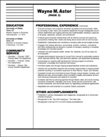 Resume Writer For Executives.com Executive Resumes With A High ROI ...  Healthcare Executive Resume